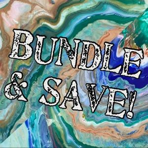 Discounts given with all bundles!